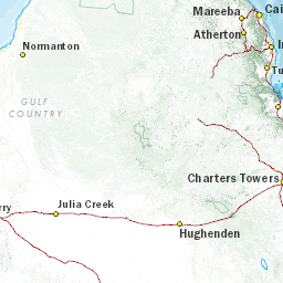 Map Of Texas Qld.Flood Mapping Queensland Reconstruction Authority